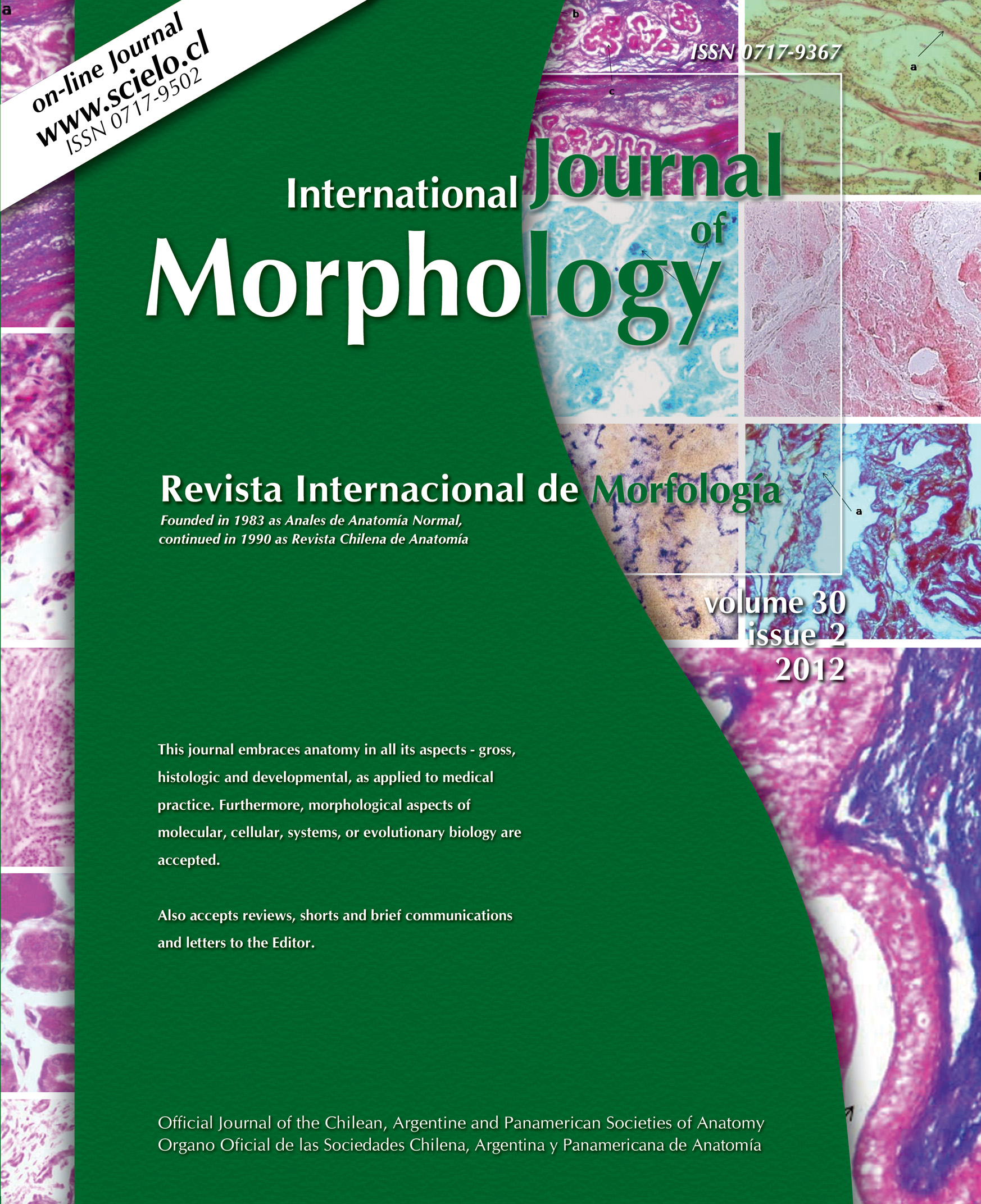 Fascículo 2 Archive - International Journal of Morphology