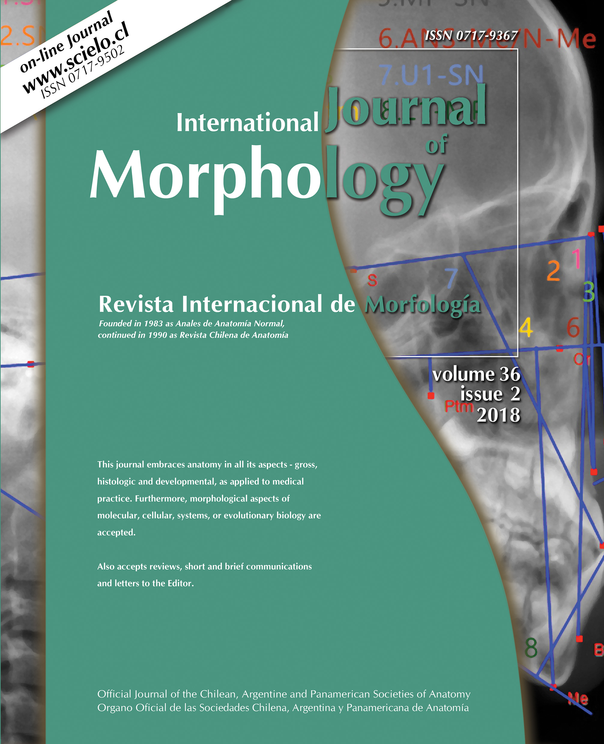 INSTRUCTIONS TO AUTHORS - International Journal of Morphology